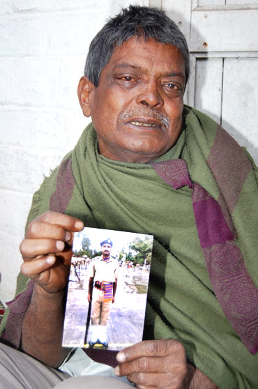 Tapan Ghosh, Sanjay's father