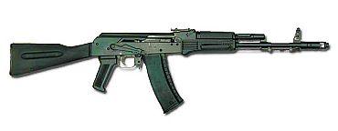 New Kalashnikovs