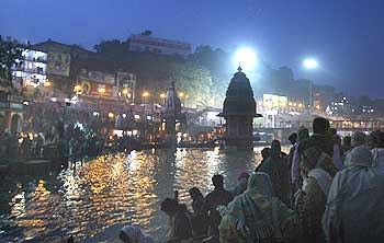 Tradition of Kumbh Mela goes back to Vedic ages