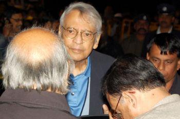 Former West Bengal chief  minister Siddhartha Shankar Ray