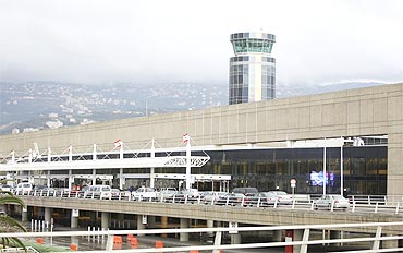 Beirut airport is one of the safest in the world