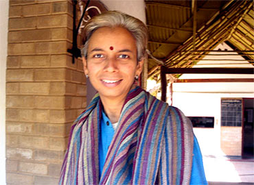 Social activist Sushma Iyengar