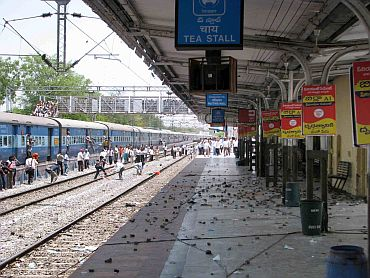 Jagan's yatra in May had met with resistance from TRS activists who blocked his train at Warangal