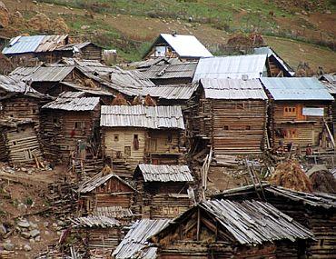 Aryan settlements