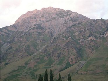 The Habba Khatoon mountain