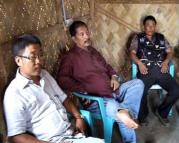 NSCN-K underground council of ministers