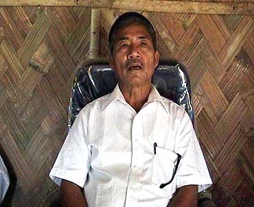 NSCN-K underground minister Azheto Chochy