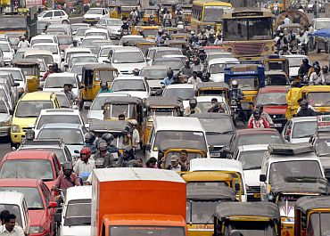 India's population has exploded. It's worrying!