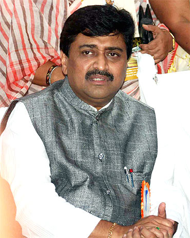 Ashok Chavan an accused in CBI's Adrash FIR