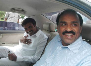 Karunakara Reddy and Janardhana Reddy