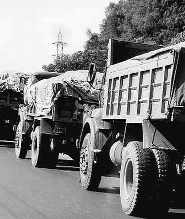 Bellary's mines run on fake truck permits