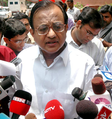 Chidambaram rejects BJP charges; d