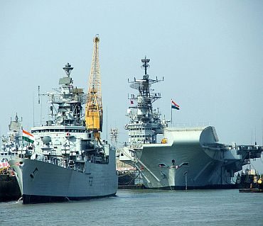 Others see Delhi as a 'net security provider in the Indian Ocean'
