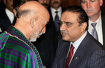 'Pak is not going to take over Afghanistan'