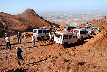All guns trained on illegal mining in Bellary