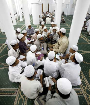 'It has become crucial for us to highlight alternative narratives of Islam'