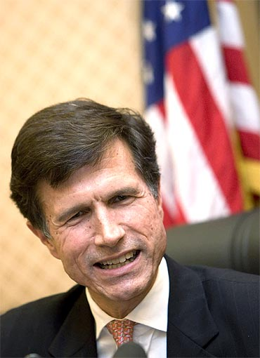 US Assistant Secretary of State Robert Blake