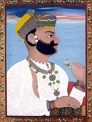 Seth Manekchand, a wealthy merchant