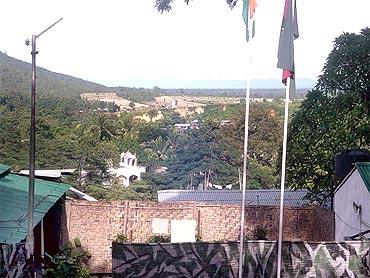 The Moreh border
