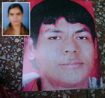 The victims: Yogesh and Asha