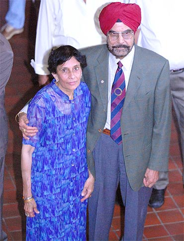 Nikki Haley's parents, Dr Ajit and Raj Randhawa