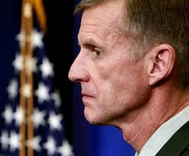 Lt Gen Stanley McChrystal