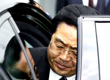 China's President Hu Jintao