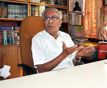 R K Shah