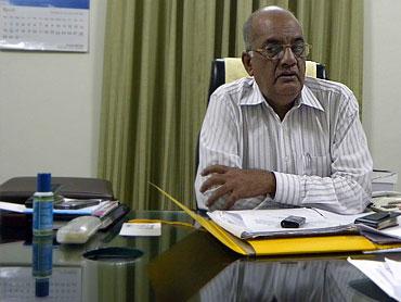 Vijay Raman, Special DG, Anti Naxal Task Force