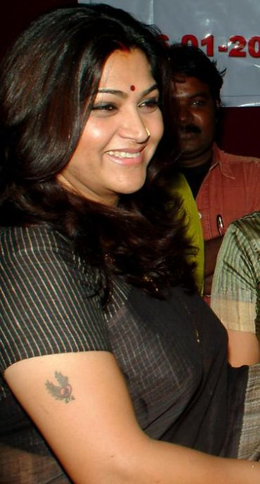 Politics is next on actress Khushboo's agenda