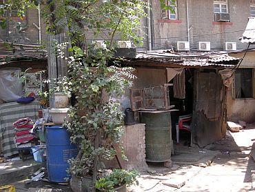 The Waghela residence