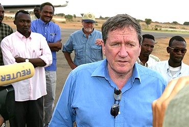 Special Representative to Pakistan and Afghanistan Richard Holbrooke