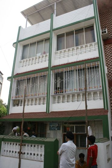 The residence J B Nagar, Andheri, residence of H S Ahluwalia