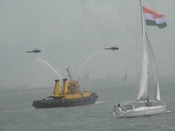 Mhadei makes its way back to Mumbai