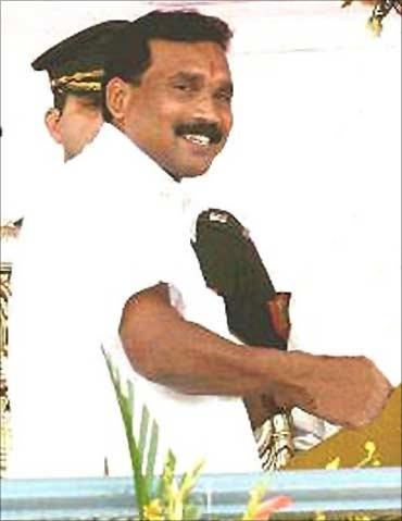 Former Jahrkhand Chief Minister Madhu Koda