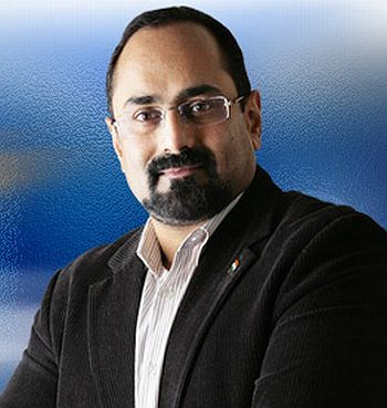 Rajeev Chandrasekhar.