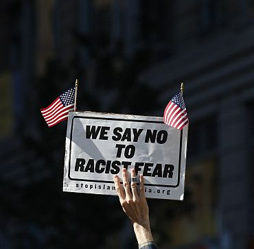 The worrying case of rising racist rhetoric in US