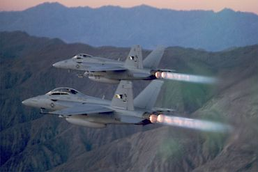 F/A18-E/F Super Hornet