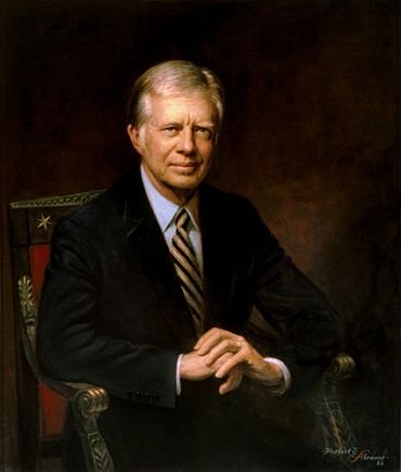 1978: Jimmy Carter