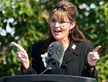 Republican win gives Sarah Palin new hope