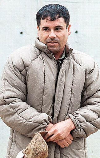 Joaquin Guzman, the billionaire drug trafficker