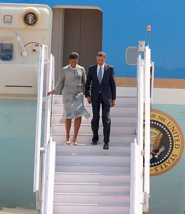 Obama in Mumbai. What to expect now