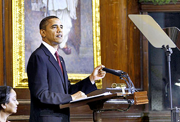Obama said that major development assistance from India has improved the lives of the Afghan people