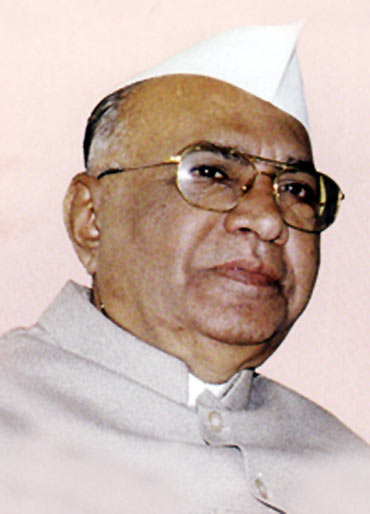 Shijivarao Patil-Nilangekar quit in 1986