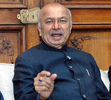 Sushilkumar Shinde succeeded Deshmukh in 2003