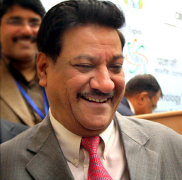 Prithviraj Chavan will be sworn in as Maharashtra's new CM on Thursday