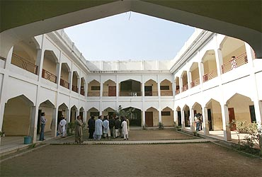 A school owned by Jamaat-ud-Dawa in Muridke