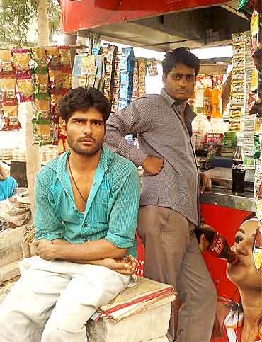 Mohammed Salahuddin and his brother Shehzad have been finding it difficult to make ends meet