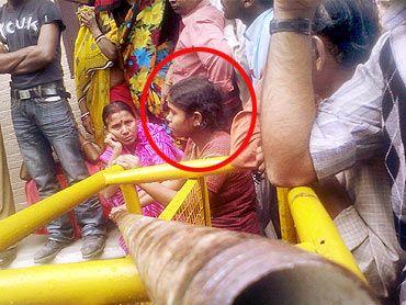 Shruti Haldar awaits news about her parents