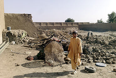 Drone attacks have become a regular feature in North Waziristan, a hub of terrorists in Pakistan